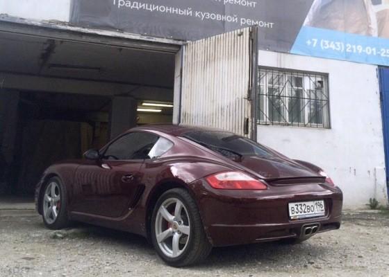 Повреждения на кузове авто теперь можно устранить от 1 500 рублей