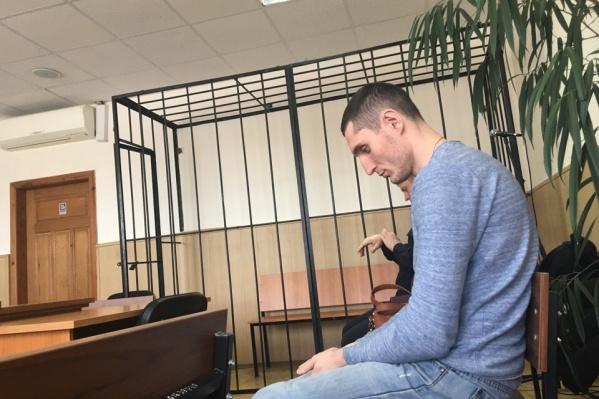 Артём Таловиков в общей сложности проведет 25 суток под арестом