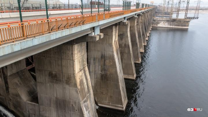Суд признал Жигулёвскую ГЭС не причастной к обмелению Волги