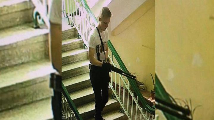 Теракт в Керченском политехническом колледже устроил студент четвертого курса
