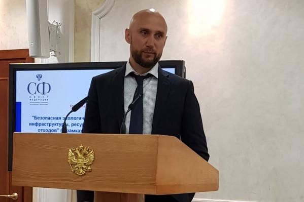 Сергей Каштанов, по его словам, не знал про предстоящий суд