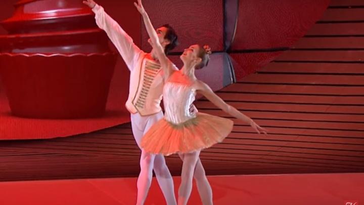 «Было очень страшно»: самая романтичная пара из НОВАТа борется за победу в телешоу «Большой балет»