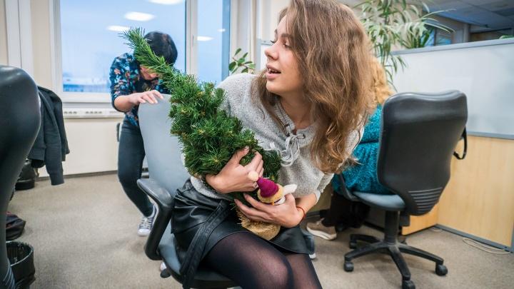 Не спешите покидать офис: последняя рабочая неделя года в России затянется на 6 дней