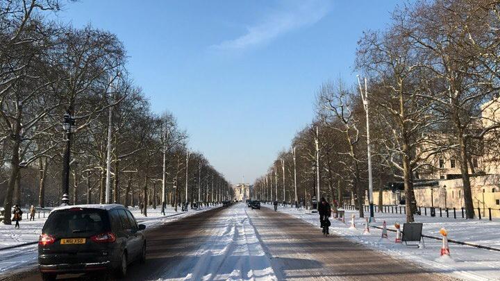 «Наслаждаемся погодой»: новосибирцы рассказали об аномальных морозах в Европе