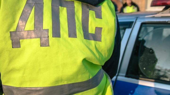 В Самарской области водитель Infiniti насмерть сбил сотрудника ДПС