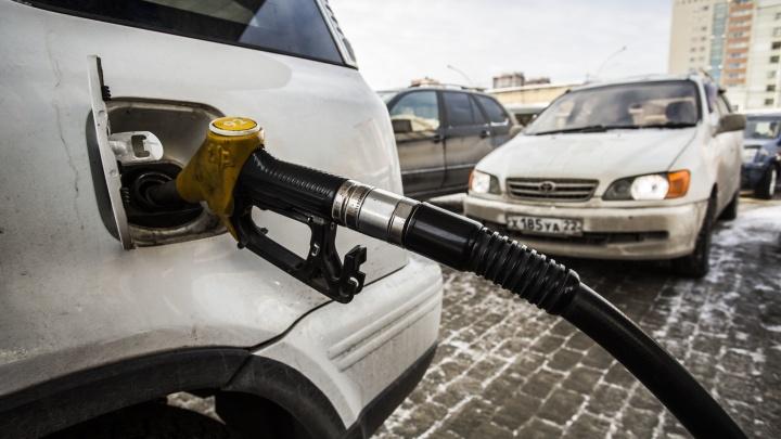 Дизельное топливо резко взлетело в цене за неделю