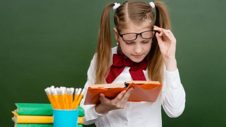 Как хорошо учиться в школе и не потерять при этом зрение: екатеринбургские офтальмологи дали советы