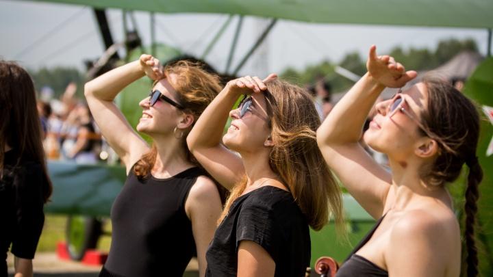 Все на взлёт! 15 лучших фото с авиашоу в Мочище
