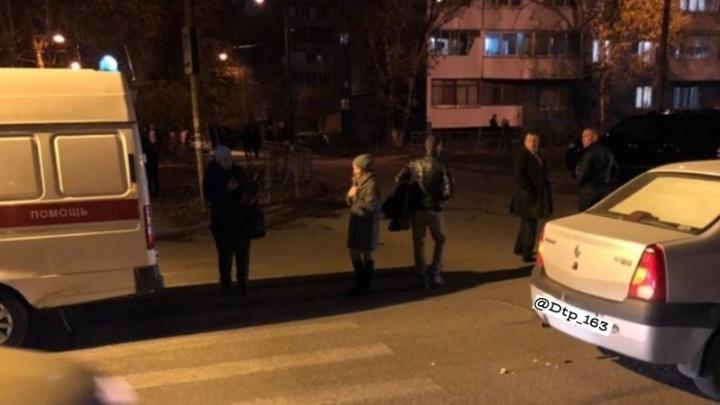 На улице Силина женщина сбила ребенка на пешеходном переходе