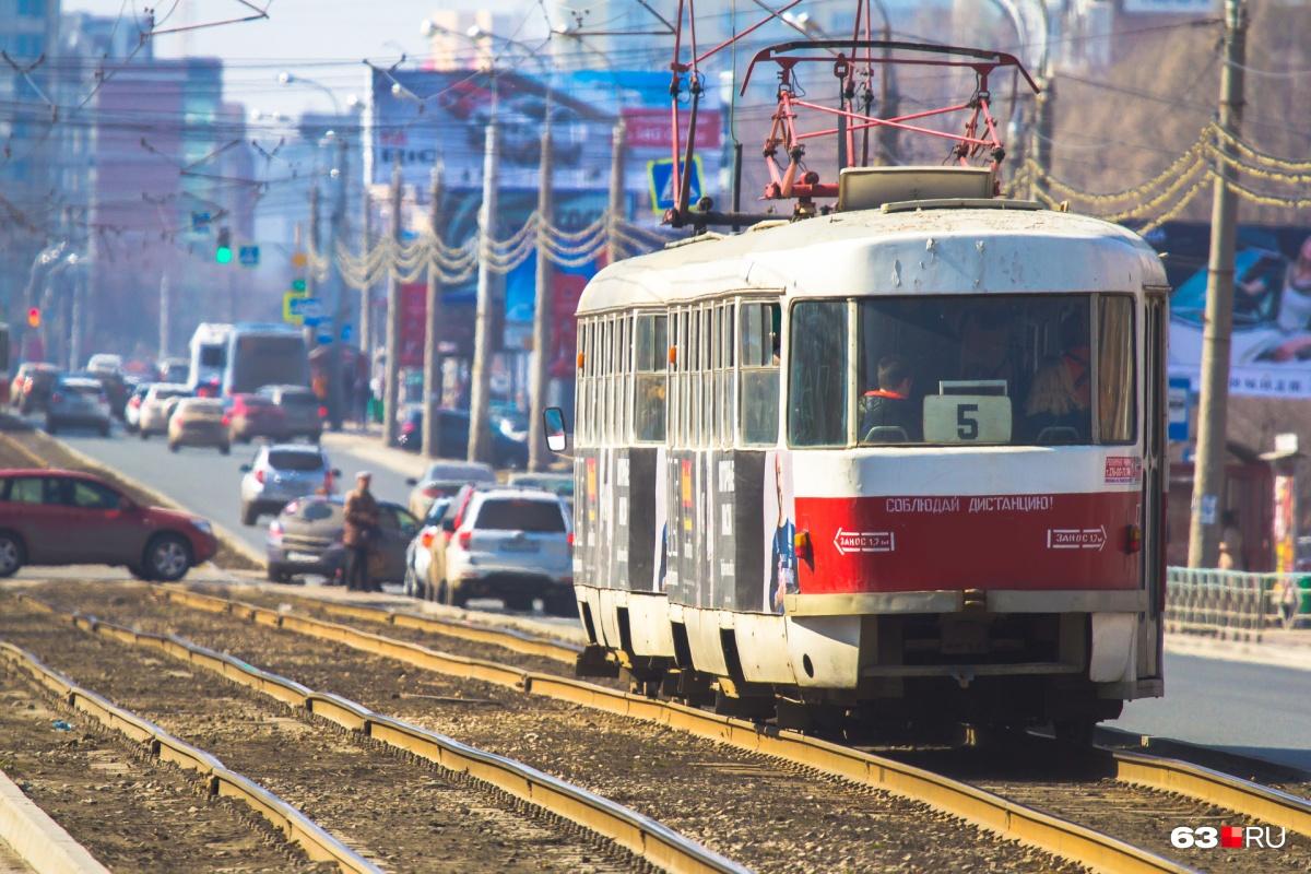 Трамвай № 5 будет как минимум два года ходить до Пионерской