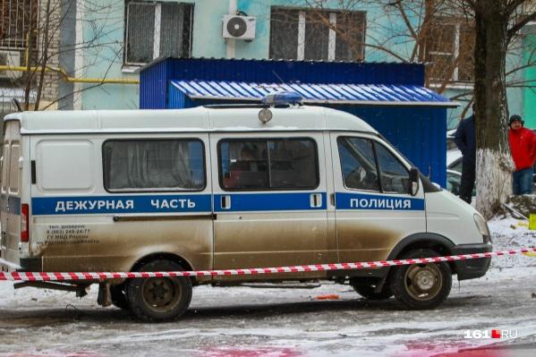 Полиция устанавливает все детали аварии