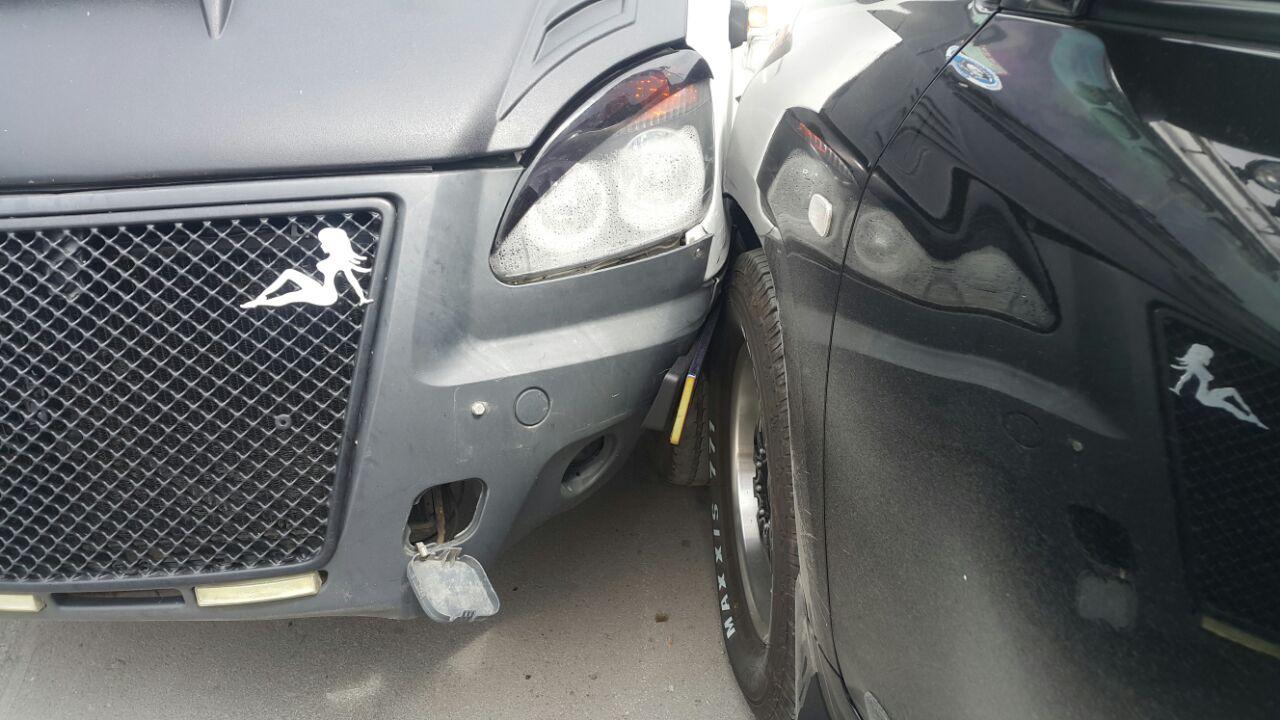 Водитель «ГАЗели» перепутал кнопки на брелоке и нечаянно запустил двигатель