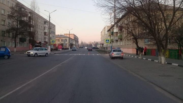 В Волгоградской области водитель иномарки сбил возле детсада пятилетнего мальчика и скрылся