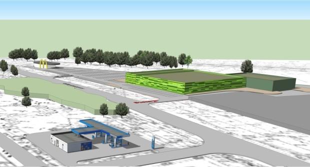 Проект нового торгового центра на Сибирском тракте прошёл публичные слушания