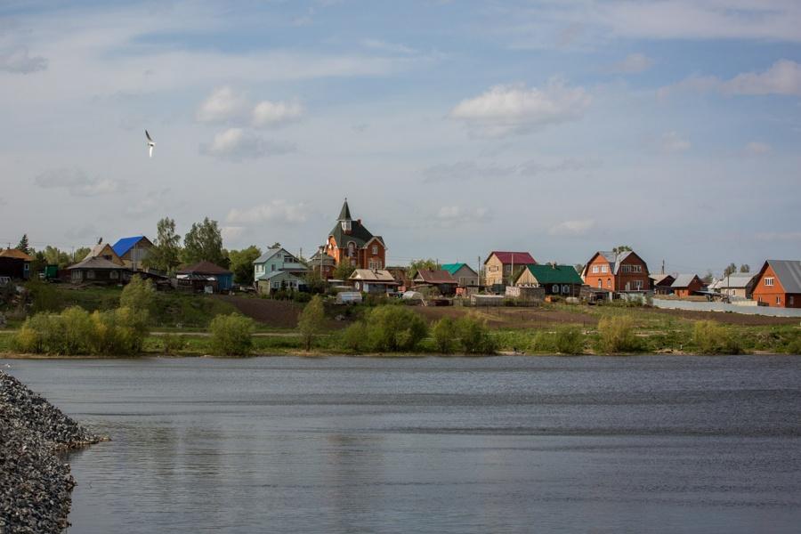 купить коттедж в советском районе на нгс с фото