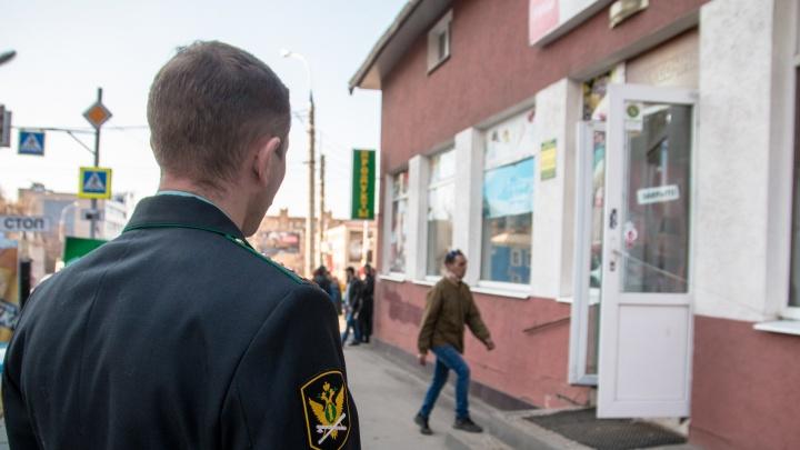 В Самарской области приставы арестовали у бизнесвумен электронные весы из-за долга перед подругой