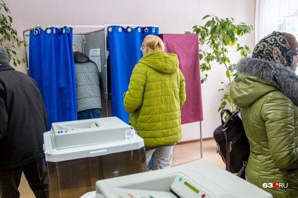 Делать снимки избирателей могут только наблюдатели и журналисты