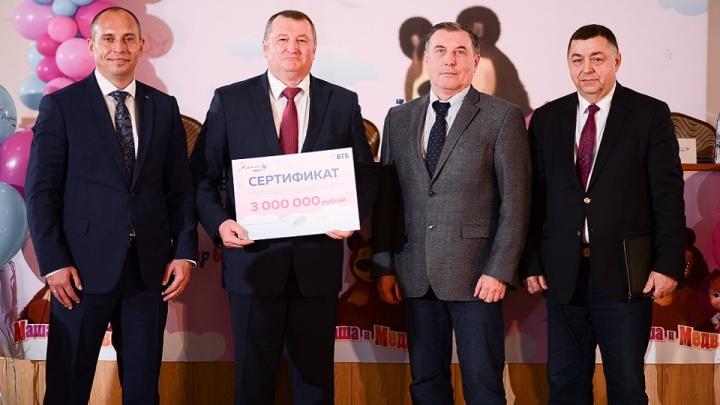 Смотреть на мир без слез:Омская областная детская клиническая больница получит новое оборудование