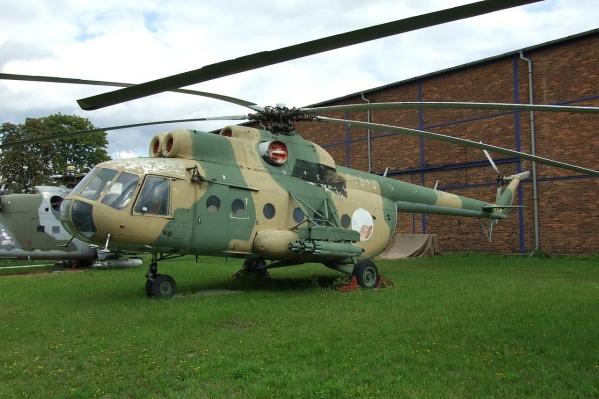 Донские спасатели вылетели в Крым на вертолете Ми-8