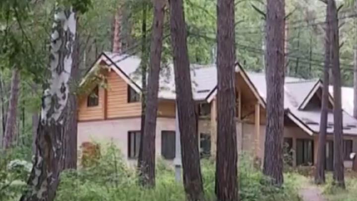 Завершено расследование дела челябинских чиновников, построивших коттеджи вместо детского лагеря