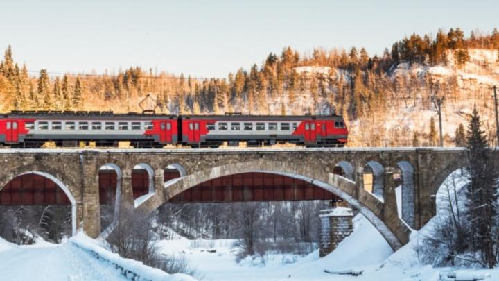 Из Уфы в Абзаково отправится туристический поезд «Легенды Урала»