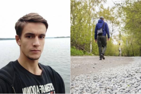 Мужчина ушёл из хостела на улице Семьи Шамшиных и не вернулся
