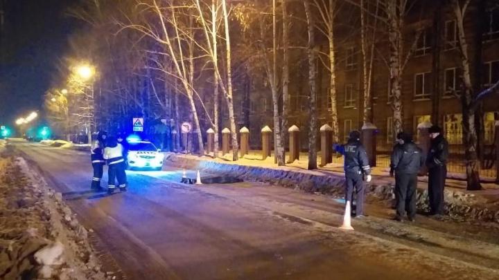 Водитель насмерть сбил пешехода на Добролюбова и скрылся с места ДТП