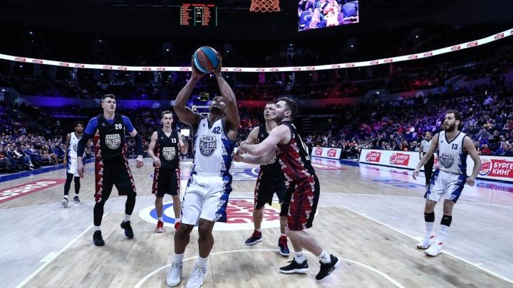 Пермь претендует на проведение Матча звезд Лиги ВТБ — 2020