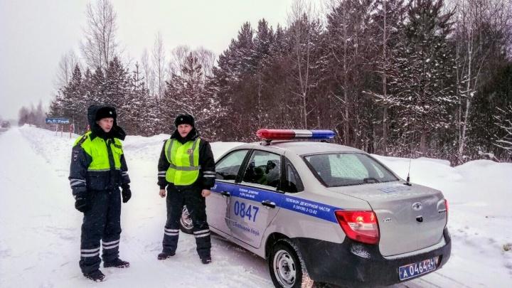 Полк ДПС ищет инспекторов на зарплату в 45 тысяч рублей