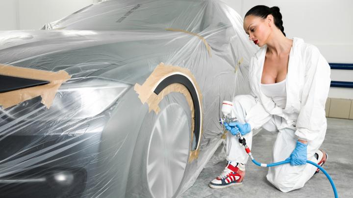Локальный кузовной ремонт от 500 рублей: в Екатеринбурге скоро закончится выгодная летняя акция