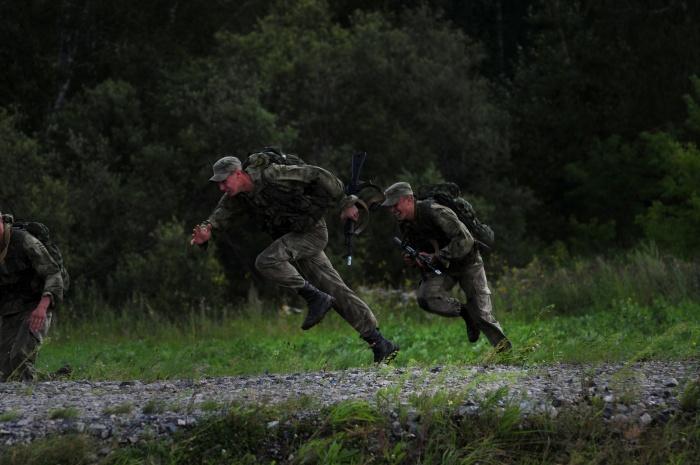 Контрольную проверку проведут для 15 тысяч военных