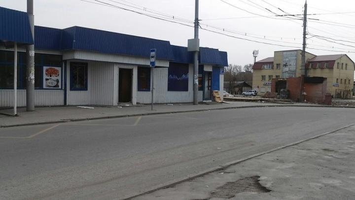 Зелень вместо киосков: городские власти решили разбить сквер на Станционной