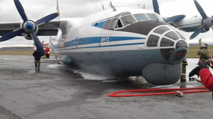Рейсы из Кольцово направляют в Тюмень из-за аварийной посадки военного самолета