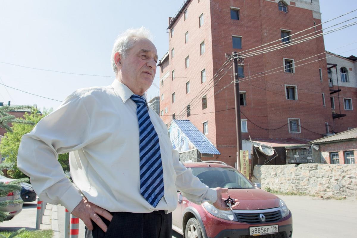 Владимир Пертия не смог достроить грузинский центр из-за проблем с бизнесом