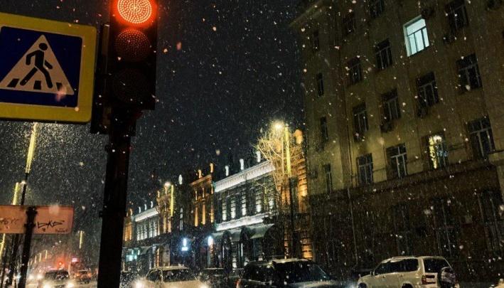 В феврале в Красноярске ожидают избыток осадков