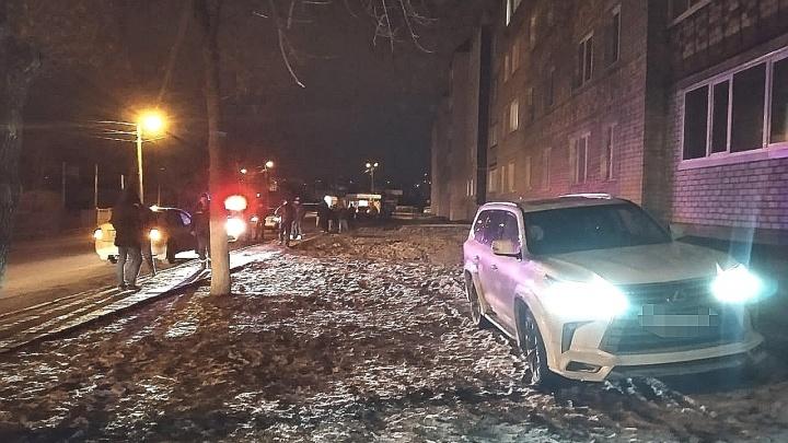 Пьяный мажор на Lexus сбил троих детей в Башкирии