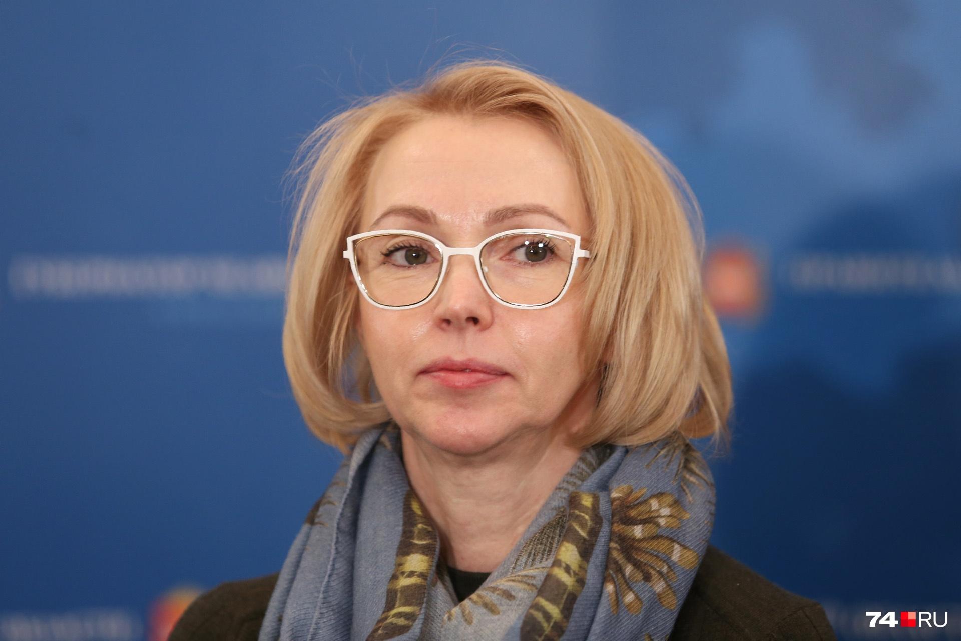 Ирина Гехт призвала южноуральцев не придумывать мифических историй и не рисовать картин ужаса