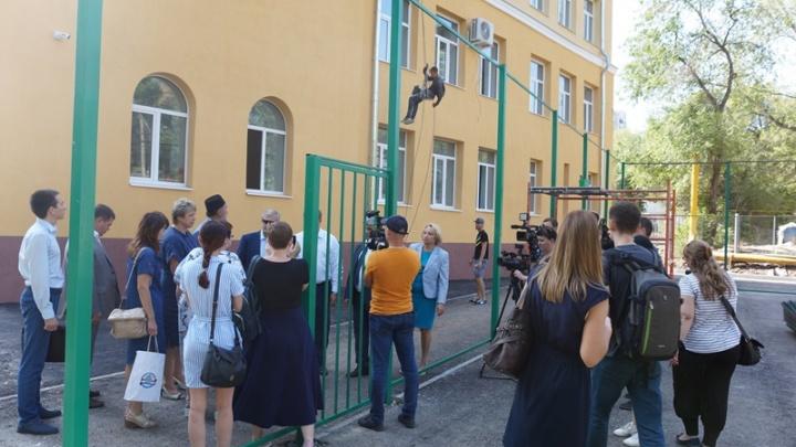 Там, где рухнул потолок: скандально известную школу № 46 планируют открыть 1 сентября