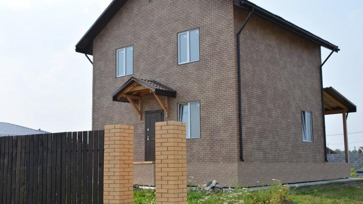 Новосибирская компания построит дом всего за месяц со скидкой до 257 000 рублей