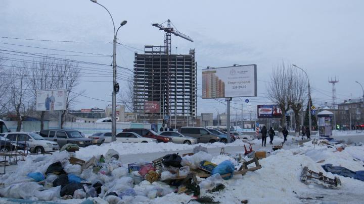 «Палатки портили внешний вид площади»: рядом с ГУМом закрыли многолетнюю ярмарку