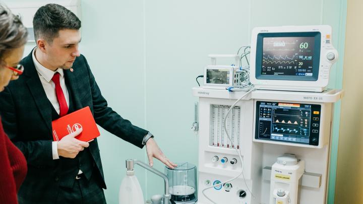 Уральская компания, которая снабжает онкотехникой всю страну, выступила на международной выставке
