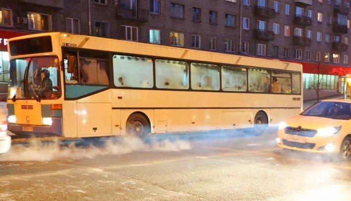 В красноярских автобусах запланировали ввести безлимитные проездные
