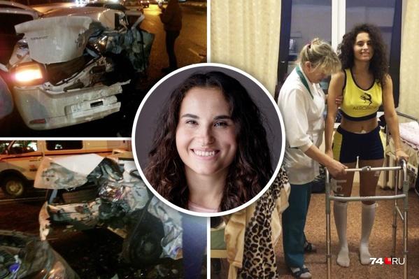 1 октября 2017 года, когда произошла авария, Мария Гордеева теперь считает вторым днём рождения и принимает поздравления