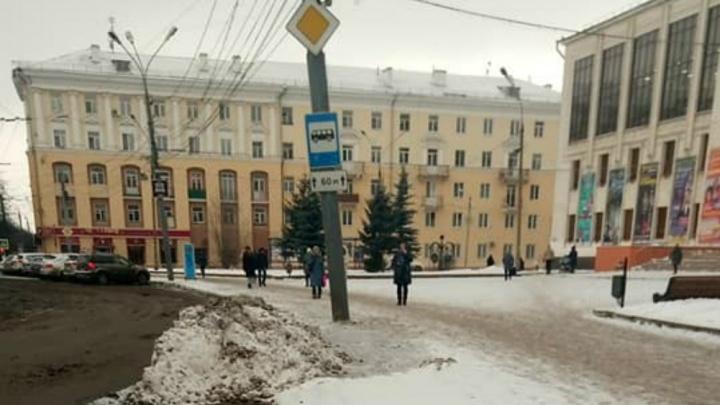 «Снег вывезли на снимках в интернете»: ярославские автомобилисты влепили кол за уборку улиц от снега