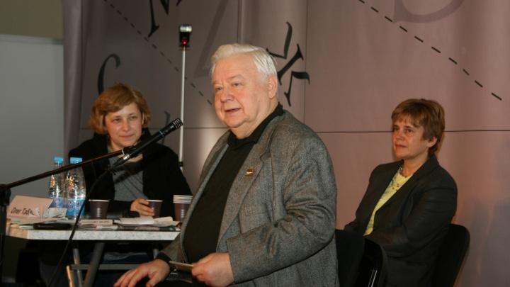 Умер Олег Табаков. Вспоминаем его последний приезд в Красноярск