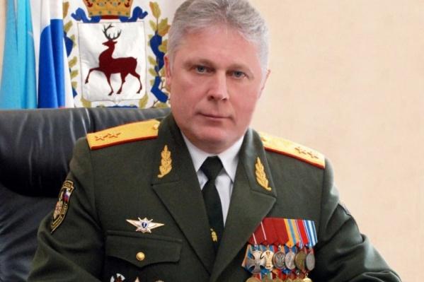 Долгое время Игорь Паньшин занимал должность начальника Приволжского регионального центра МЧС России