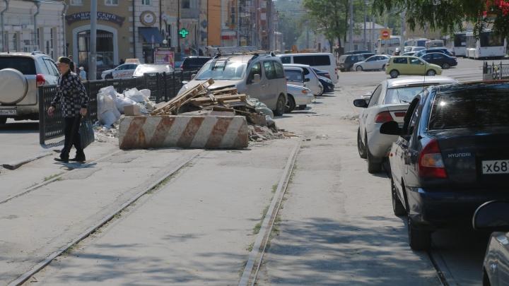 Глава Ростова назвал дату начала движения трамваев по улице Станиславского