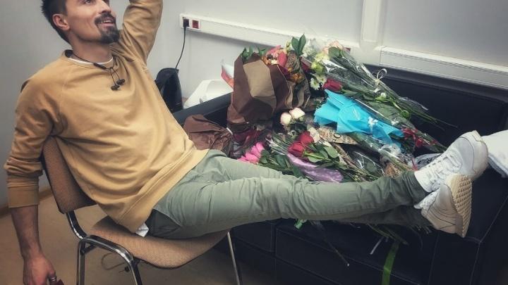 В Уфе проголосует Дима Билан