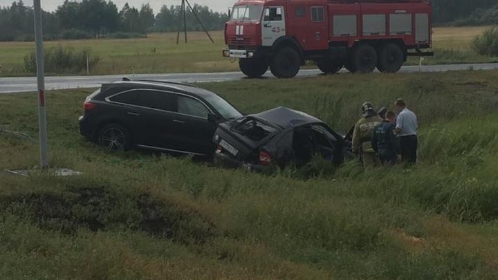 В ДТП на трассе «Иртыш» погибли зауралец и житель Челябинска