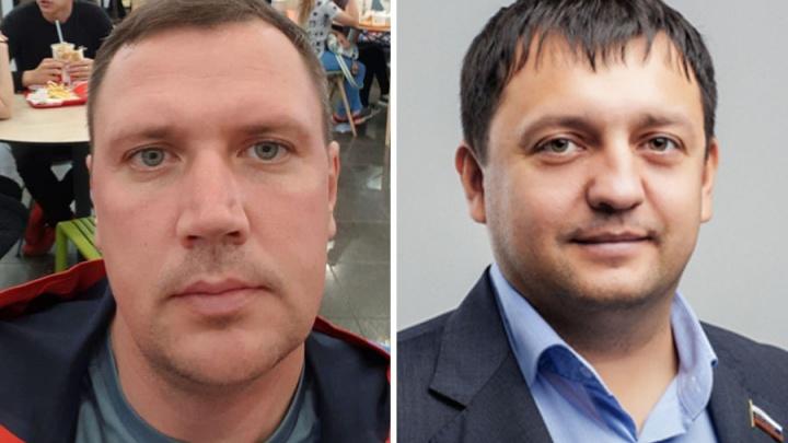 «Ударил меня в живот, я загнулся»: новосибирский чиновник обвинил депутата горсовета в нападении